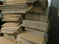 49  x . mixed assorted CARDBOARD BOXES POSTAL PACKAGING BOXES JOBLOTS