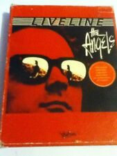 The Angels Liveline Double Cassette With Booklet Rare Rock 1987