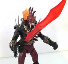 VENGENCE w/CUSTOM SWORD • C8-9 • MARVEL LEGENDS LEGENDARY RIDERS SERIES