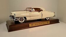 Reduced - Danbury Mint 1953 Cadillac Eldorado Diecast Model Car