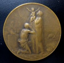 1903 FRENCH BRONZE MEDAL REDEMPTION / PIETY BY DUPRE / 46 mm / N.111