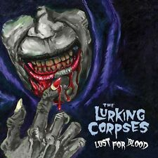 THE LURKING CORPSES - Lust for Blood Re-Release CD, NEU