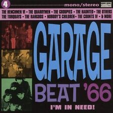 Garage Beat '66, Vol. 4: I'm in Need! by Various Artists (CD, Jun-2005,...