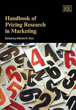 Handbook of Pricing Research in Marketing, Vithala R. Rao, Used; Good Book