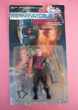 TERMINATOR 2 POWER ARM TERMINATOR ACTION FIGURE VINTAGE 1992 KENNER