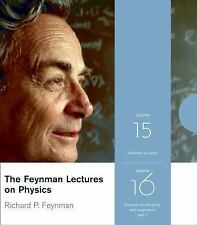 The Feynman Lectures on Physics on CD: Volumes 15 & 16 - Good - Feynman, Richard
