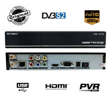 SKYBOX F3S HD  DEMODULATEUR SATELLITE FTA RECEPTEUR  receiver satellite  dvb-s2