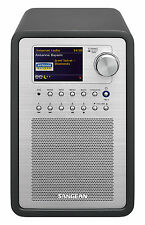 NEW Sangean WFR-70 LCD Internet Radio/USB/DAB+/FM RDS/UPnP/AUX/WiFi Receiver