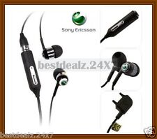 New OEM Original Sony HPM77 HPM-77 In-Ear Stereo Handsfree Headset Earphones