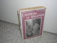 1910.l'anneau de Salomon / Carolus Didier