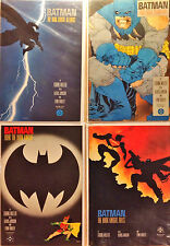 1986 BATMAN THE DARK KNIGHT RETURNS 1 2 3 4 DC COMICS SET FRANK MILLER JLA JOKER