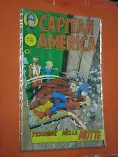 CAPITAN AMERICA- N° 20  SECONDA SERIE 2°-DEL 1982 -EDIZIONI CORNO RARO