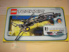 Lego 8450 Technic Mission Neu (1999) OVP NEW MIB NRFB to 8068 9394 9396 42025