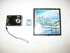 Rare Oregon Scientific DS9541 5.0 MP Digital Camera and FREE GIFT!