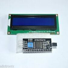 1602 16x2 HD44780 Character LCD + IIC/I2C Serial Interface Adapter Module