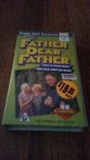 FATHER DEAR FATHER. THIS IS YOUR WIFE, ONE DOG AND HIS MAN VHS VIDEO TAPE
