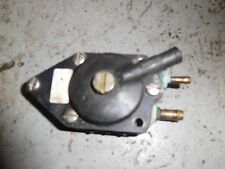 1981 Evinrude 70hp E70ELCIM Fuel Pump 0385784