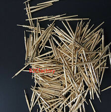 1000PCS NEW DENTAL LAB #3 BRASS DOWEL STICK PINS #3