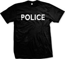 Police- Law Enforcement- Supporter- Protect and Serve! Mens T-shirt