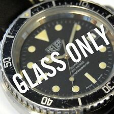 QUALITY REPLACEMENT GLASS FOR YOUR VINTAGE TAG HEUER heuer 980.006