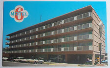 1970'S PHOTO POSTCARD MOTEL 6 OF DECATUR ALABAMA 440 JOHNSTON ST