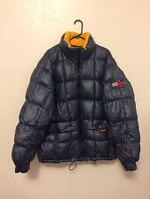 VINTAGE TOMMY HILFIGER OUTDOOR EXPEDITION DUCK DOWN JACKET Large Supreme L 90s