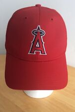 Los Angeles Angels 47 Brand Red Snapback Baseball Truckers Cap Hat Official MLB