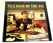Professor Peter Schickele: P.D.Q. Bach on the Air  [Unplayed Copy]