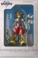 Square Enix Play Arts Kingdom Hearts no. 1 Sora RED OUTFIT Action Figure