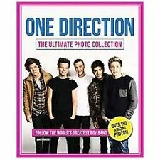 One Direction: The Ultimate Photo Collection: Follow the World's Great-ExLibrary