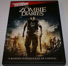 The Zombie Diaries SD DVD NTSC Fast Shipping Near Mint