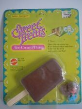 RARE ! VINTAGE SWEET TREATS CHOCONILLA KIDDLE ICE CREAM BARS MATTEL 1978-1979