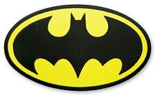 "BATMAN ""The Dark Knight"" Extra Large Costume Patch - Iron-On Embroidered Patch"