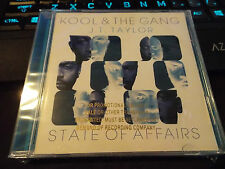 State Of Affairs, by Kool & The Gang w/J.T. Taylor, CD (1995 Curb Records) New