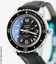 New Seiko 5 Auto NH36 SNZH Fifty Five Fathoms FFF Blancpain Homage Ultimate Mod