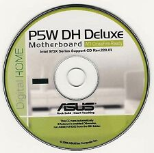 ASUS P5W DH Deluxe  Motherboard Drivers Installation Disk M920