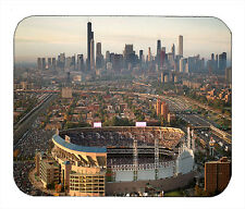 Item#1909 US Cellular Field Fly Over Chicago White Sox Mouse Pad
