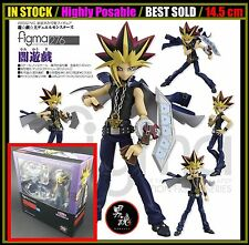 IN STOCK BEST SOLD Figma Yu-Gi-Oh Duel Monsters Yami yugi 14.5cm Action Figure