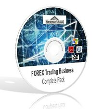 Forex Trading business COMPLETE PACK-video, guide e altro ancora! DVD