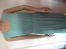 Absolutely and faith green retro dress. Large.