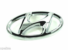 Genuine New HYUNDAI GRILLE BADGE Front H Emblem For Veloster 2011+ T-GDI GDI MPI