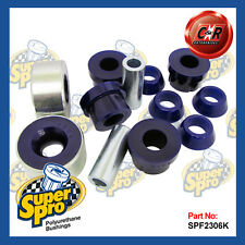 Honda Civic EP2 EP3 ES1 01-05 Superpro Frnt Arm Inner Front+Rr Bush Kit SPF2306K