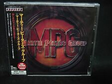 MARTIE PETERS GROUP (MPG) ST + 1 JAPAN CD Push White Lion Danish Melodious Hard