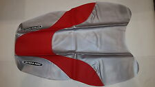 Hydro-Turf In Stock - Seat Cover - SeaDoo GS / GSX - Red and Silver