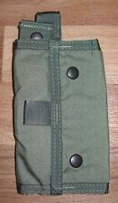 Paraclete 12 rd shotgun shell pouch elastic loop smoke green molle pull down OD