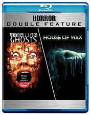 13 THIRTEEN GHOSTS / HOUSE OF WAX (2 movies)  -  Blu Ray - Sealed Region free