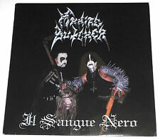Maniac Butcher ‎– Il Sangue Negro LP / Vinyl (2006) Black Metal