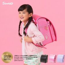 Randoseru Hello kitty Japanese school backpack Pink Kawaii Sanrio Japan New F/S