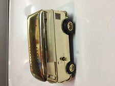 Tamco Gold VW Bus sound wagon Record player  collectible