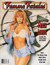 Femme Fatales Magazine Vol 1 Number 4 Traci Lords